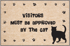 Cat Dog Cat Sells Loofah