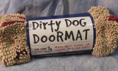 Dirty Dog Doormat M Piglets Pantry